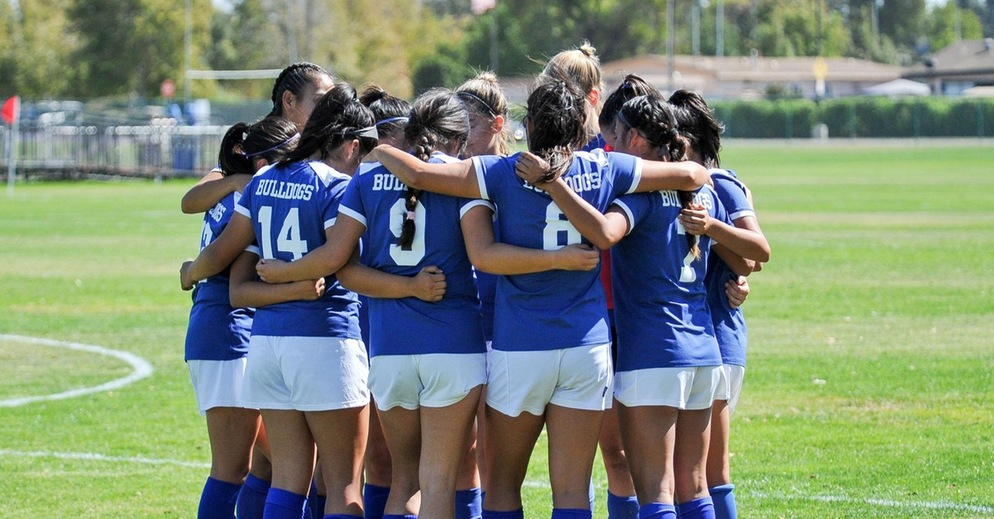 Women's Soccer is Playoff Bound for the First Time in Allan Hancock College History