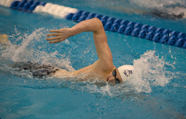 Thomas Gordon Places 46th Overall in 1,500 Free at Phillips 66 National Championships