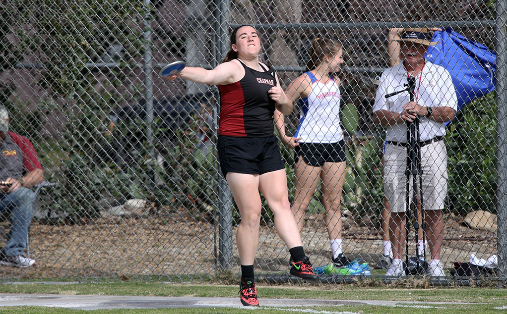 Six Panthers set PRs at SCIAC Multi-Dual