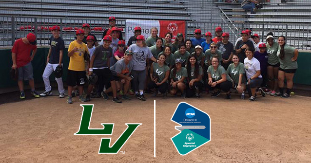 October Special Olympics Poll: La Verne Softball Hosts Special Olympics Clinic