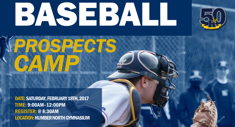 HAWKS TO HOST ANNUAL MEN'S BASEBALL PROSPECTS CAMP
