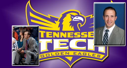 Steve Wallace named assistant coach for Tennessee Tech women's basketball