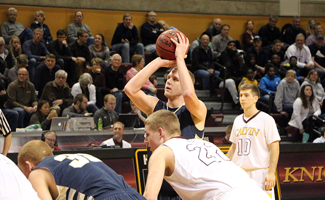 Knights Take Over Down Stretch to Defeat Trine