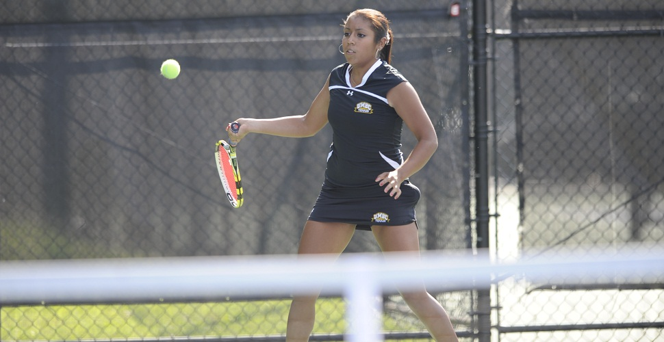 Injury-Bitten Women's Tennis Squad Falls to Albany in America East Semi-Finals