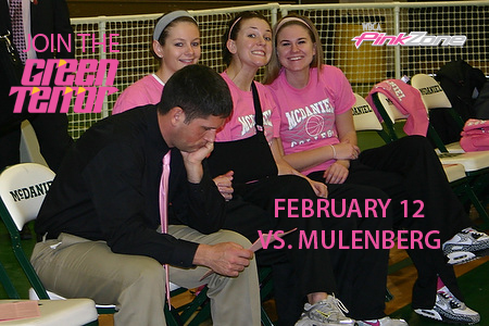 McDaniel to take part in Pink Zone on Saturday