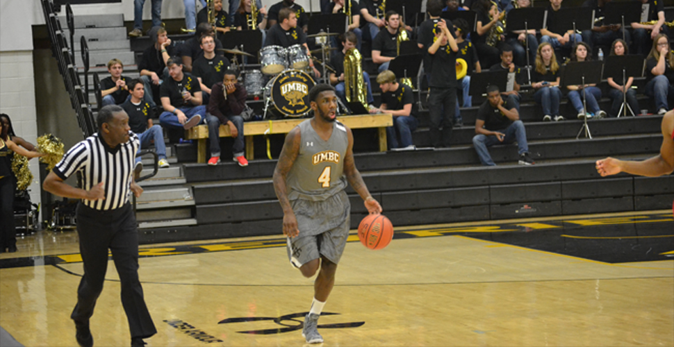 Retrievers Fall, 65-52, to UMES on Tuesday to Open Road Swing