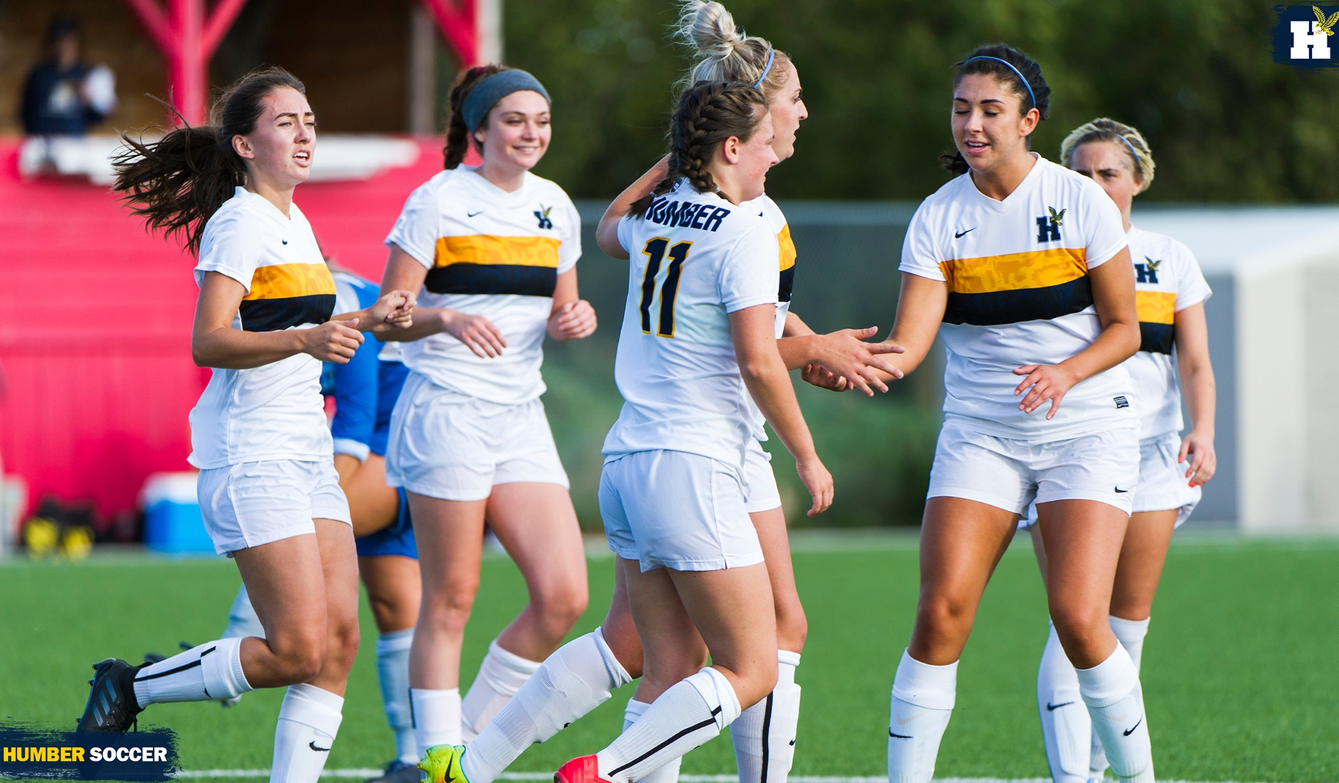 No. 4 WOMEN'S SOCCER SET TO FACE GEORGE BROWN FRIDAY