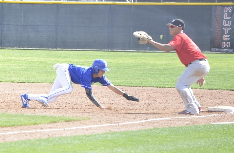 Wolverines Complete Sweep of Imperial Valley