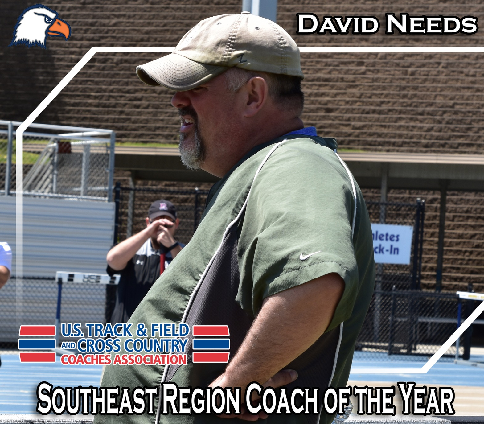 Needs named USTFCCCA Southeast Region Coach of the Year