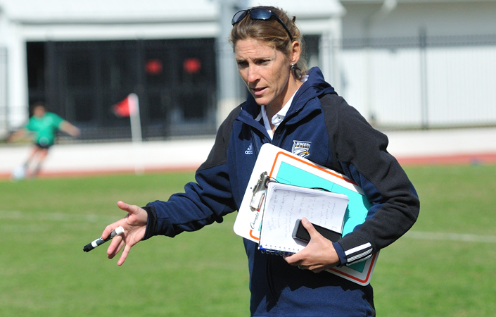 Sue Patberg to Serve as Assistant Coach at U-17 Women's US National Team Training Camp
