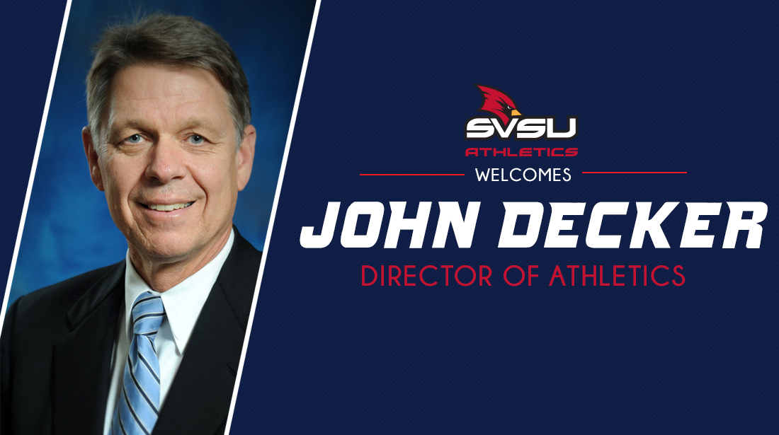 SVSU appoints John Decker as Director of Athletics