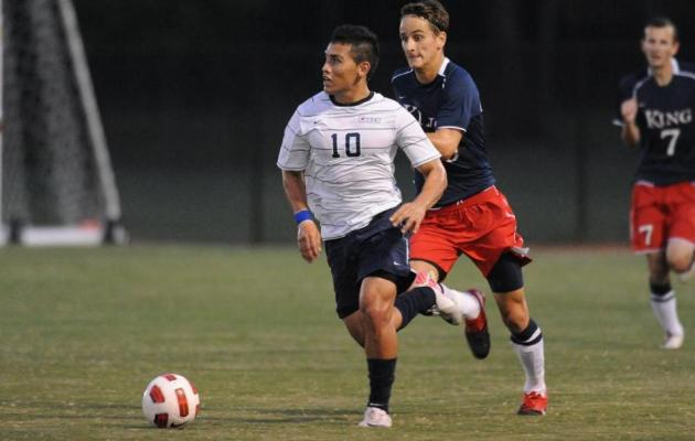 Recinos Leads Coker to 2-1 Victory Over Anderson
