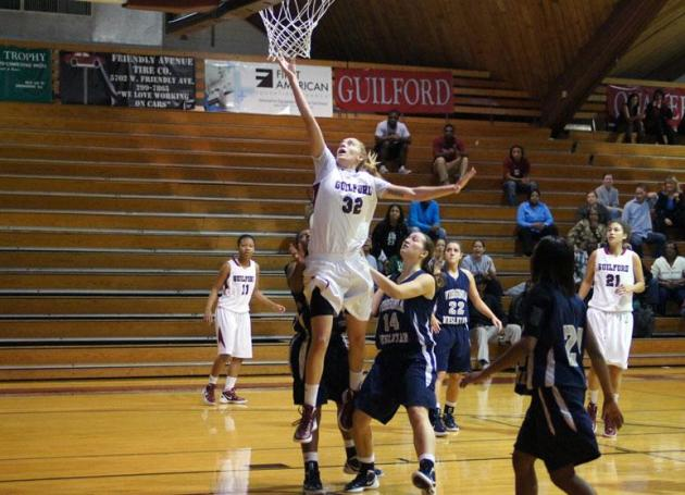 King Leads Guilford to Sixth Straight Win