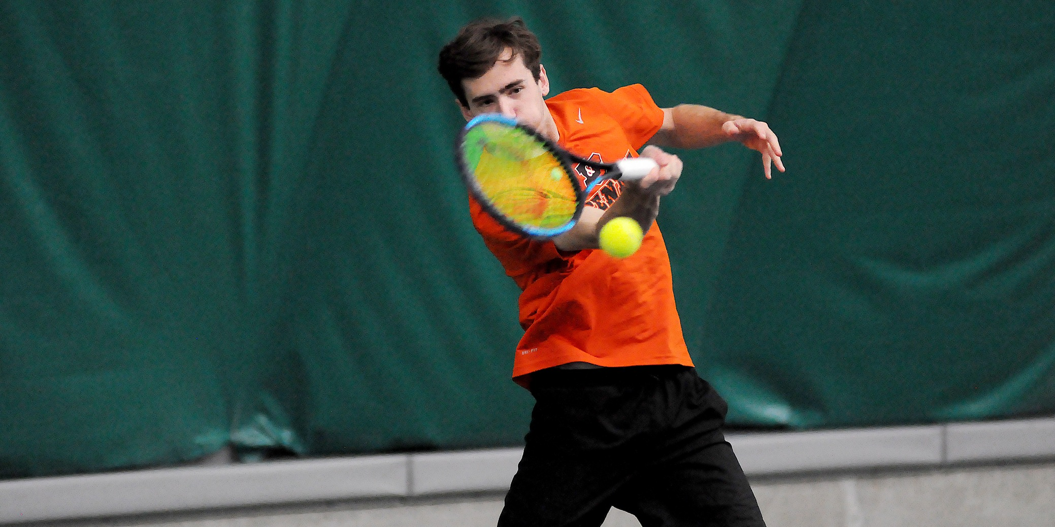 Powell gives Pios third-straight weekly NWC tennis honors