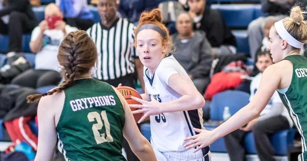 O'Donnell Forces OT but Merchant Marine Trips Up Women's Basketball