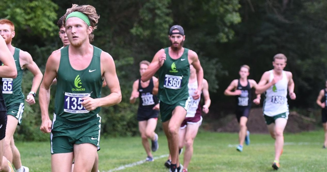 Men's Cross Country Third at OWU Invitational