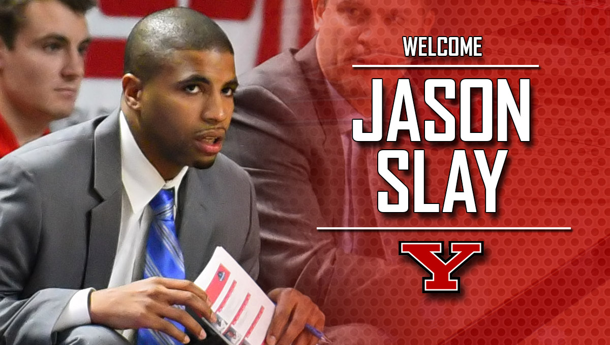 Youngstown State Men's Basketball Names Jason Slay Assistant Coach