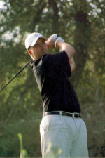 Men's Golf in 18th at Pacific Coast Intercollegiate