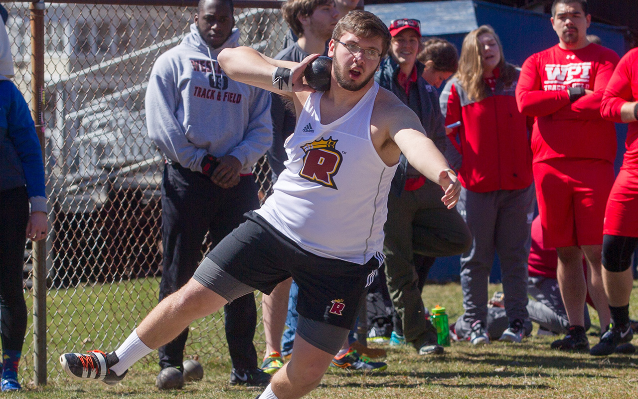 PR's and New England Qualifiers Highlight Track and Field at Penmen Relays