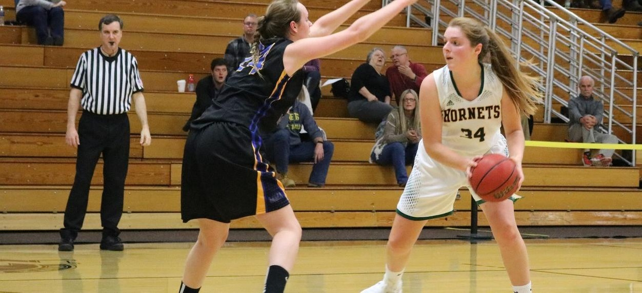 Cold shooting costs Hornet women in NAC Quarterfinal loss to Maine Maritime
