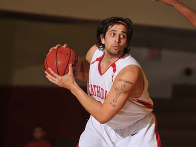 Banzhaf earns third straight selection to All-Region Team