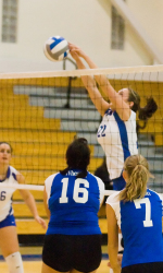 SAINTS TOP BLUE JAYS; FALL TO LASELL