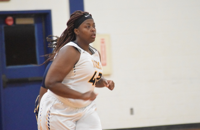 Patra Parris named GCAA Div. I Player of the Week