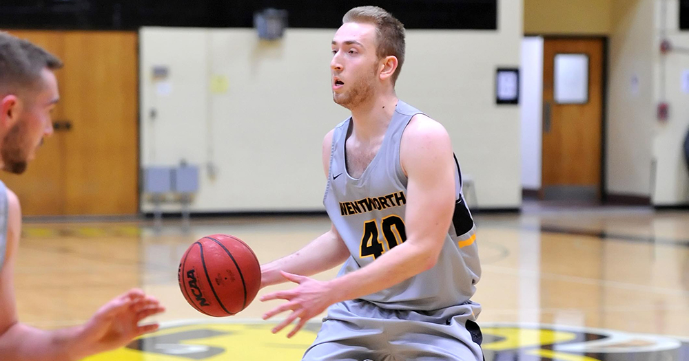 Men's Basketball Suffers Road Loss to Endicott