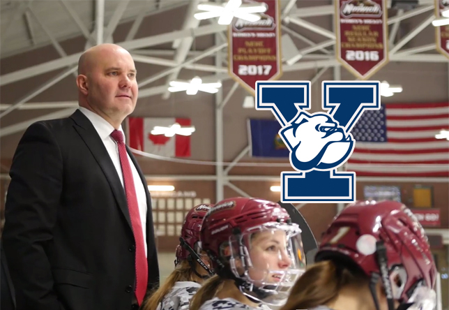 Mark Bolding Yale head coach