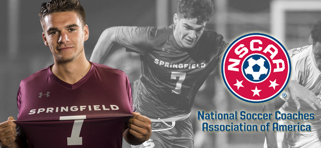 Alvaro Named NSCAA Division III Men's Soccer All-American