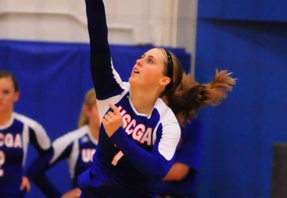 Volleyball comes out on top at JWU Invite