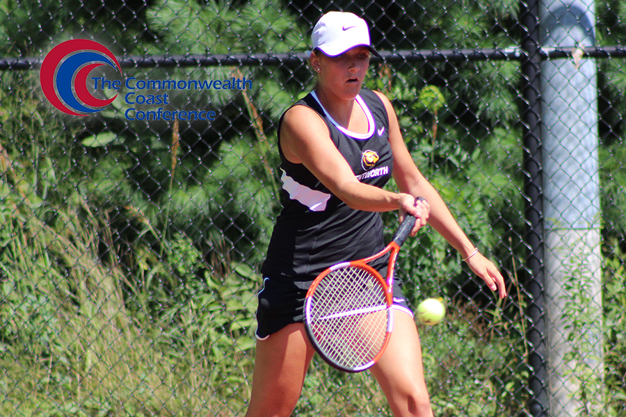 Women's Tennis Picked Seventh in CCC Preseason Poll