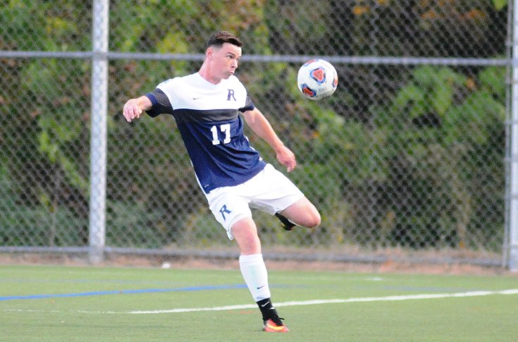 Men's Soccer: Rivier blanked by Trinity College