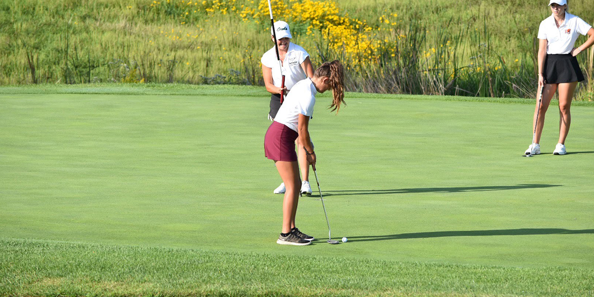 Evangel Women's Golf Host Fall Invitational