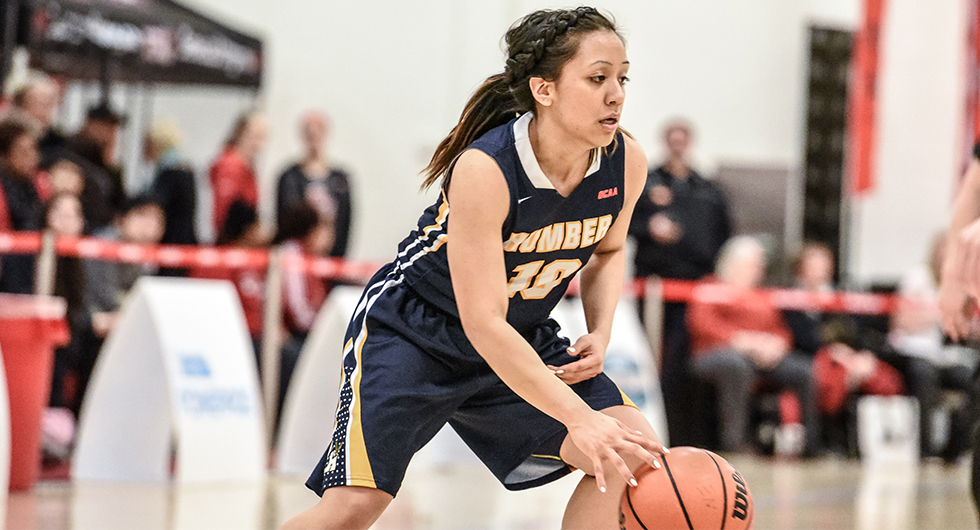 DEFENCE LEADS WOMEN'S BASKETBALL IN SEASON OPENER
