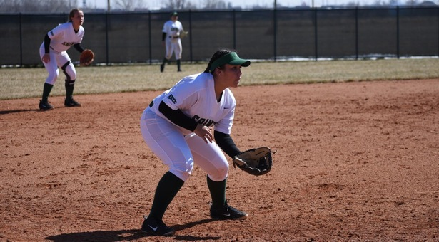 Lady Saints drop twin bill to El Paso