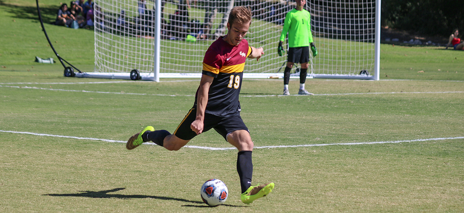 Panthers Top Stags in Midweek SCIAC Tilt