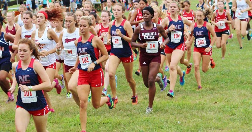Women's Cross Country Place 2nd at Philly Metropolitan Championship