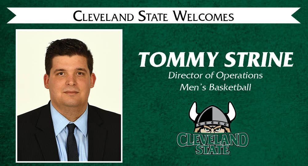 Tommy Strine Named Director of Basketball Operations at CSU
