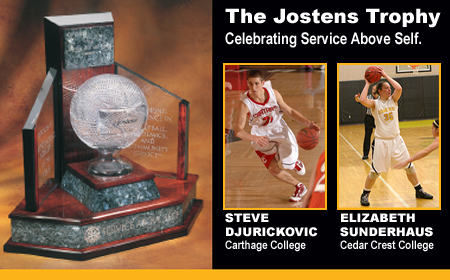 2011 Jostens Trophy Winners