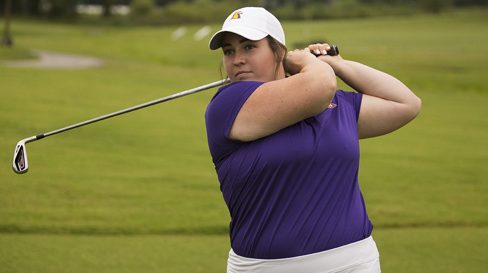 Tech women's golf team in fifth after day one of Chris Banister Fall Classic