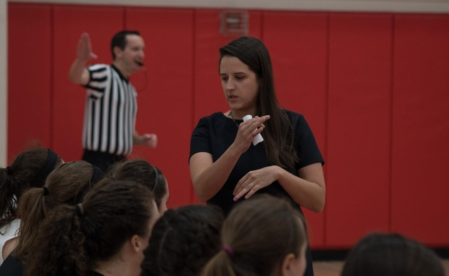 Nelson Steps Down As Coach Of Raiders WBB