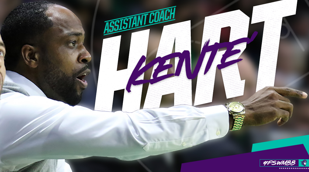 Kente' Hart Named New #FSWMBB Assistant Coach