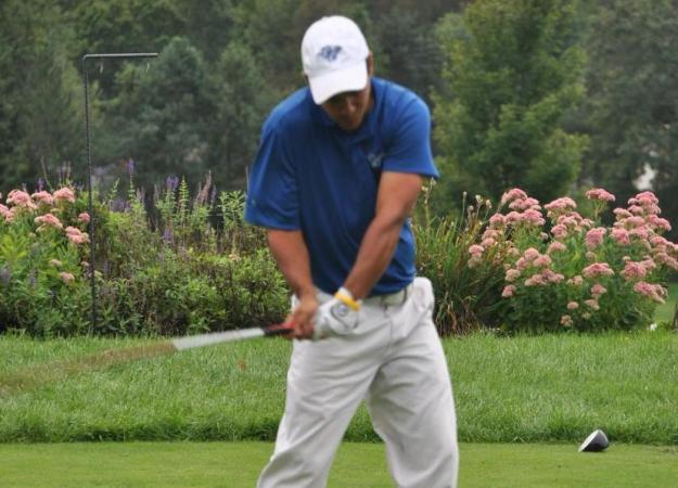 Men's Golf in 12th Place at Hartford Invite