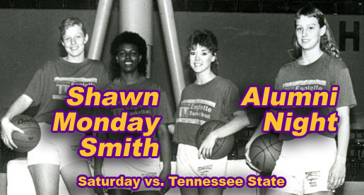 Alumni Night Faces: Shawn Monday Smith among former players returning