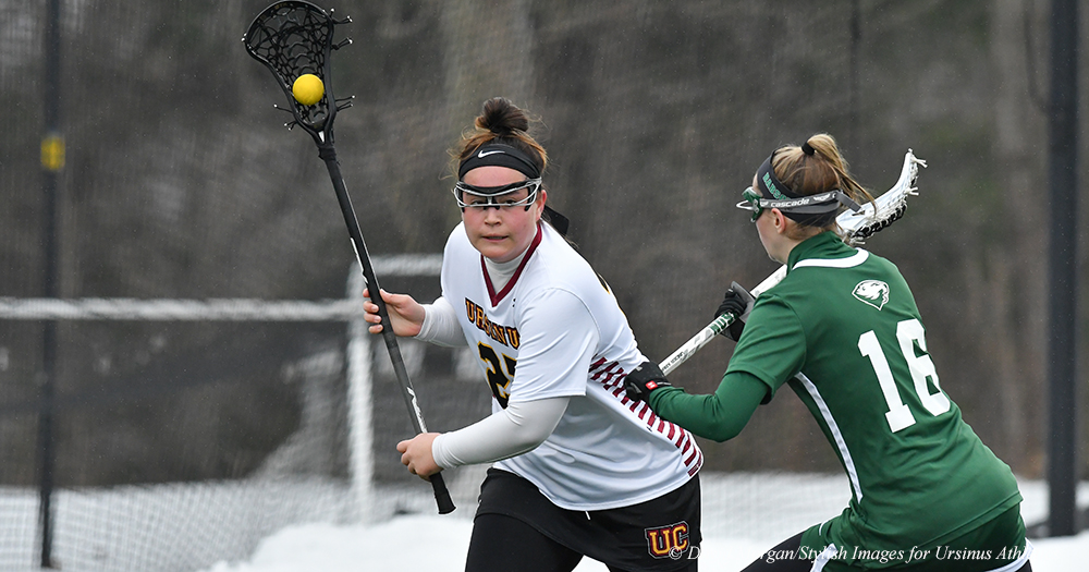 Women's Lax Upended at Muhlenberg