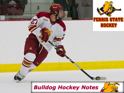 Weekly Notes Games 1-2: Ferris State at Alabama-Huntsville