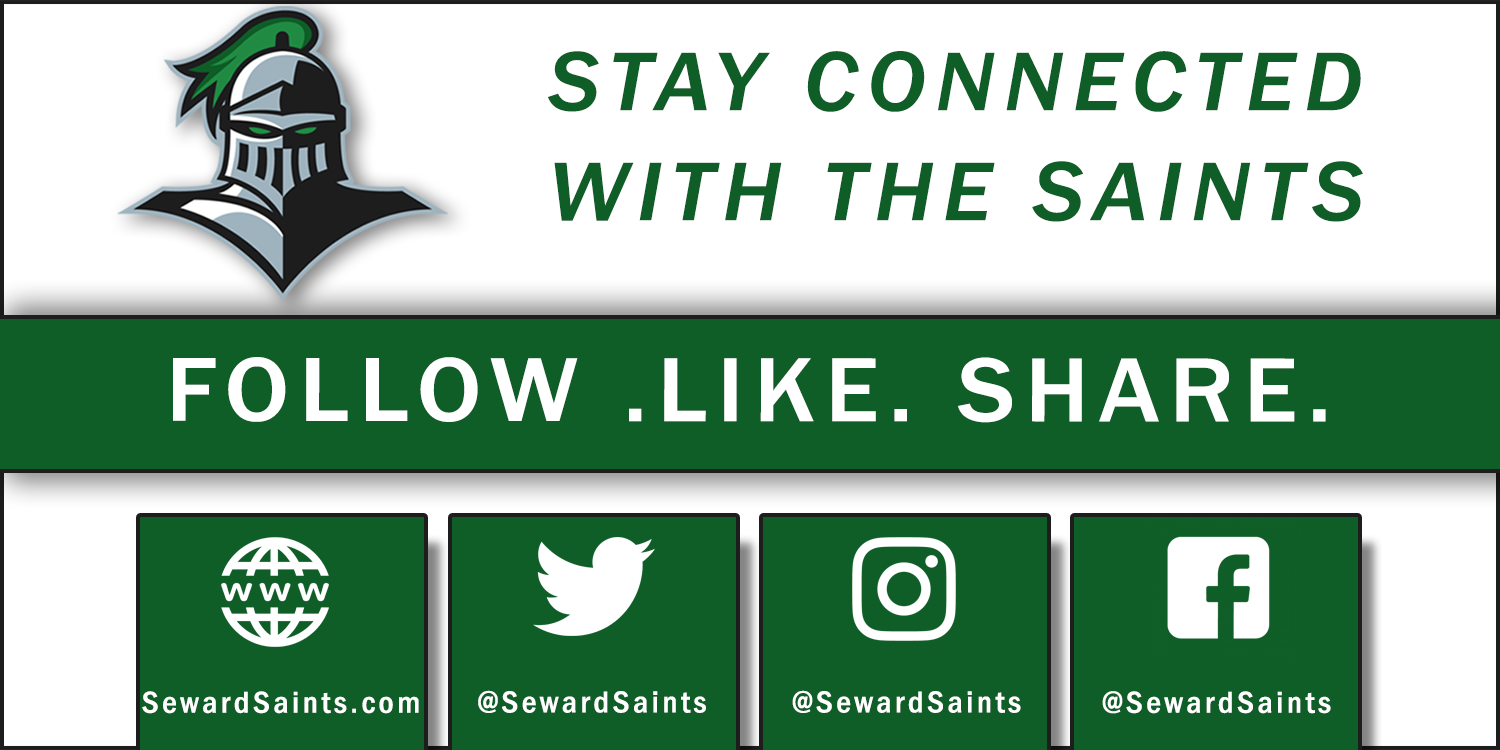 Saints Athletics Social Media Accounts