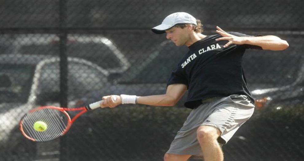 Lamble Advances at ITA All-American Championships After Strong Win Over SEC Opponent