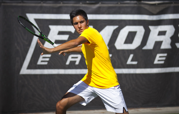 Aman Manji Wins Singles Opener At ITA Oracle Cup -- Omsky & Jemison Prevail in Doubles